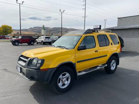 2004 Nissan Xterra for sale at Auto Image Auto Sales in Pocatello ID