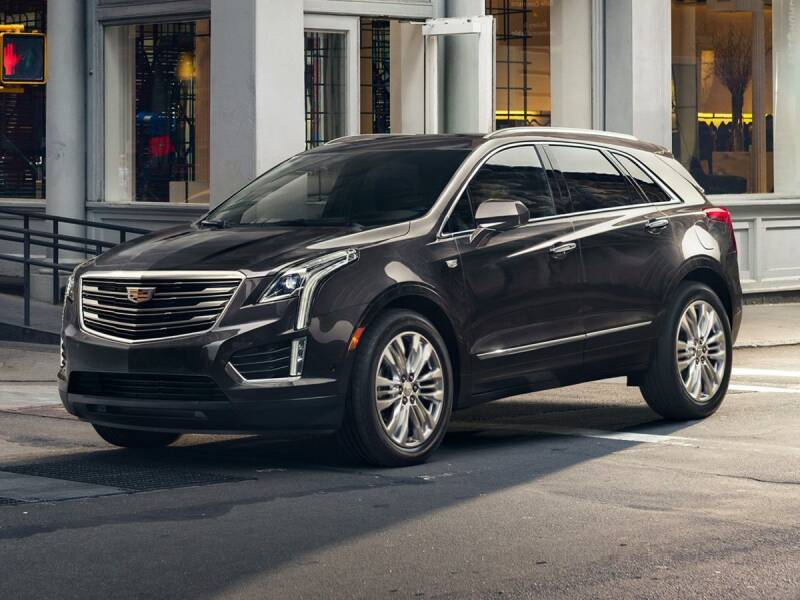2017 Cadillac XT5 for sale in Fort Worth, TX