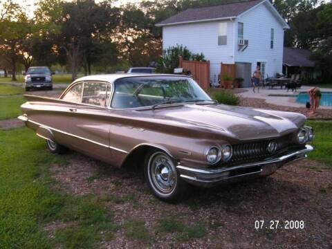 1960 Buick Invicta for sale at SARCO ENTERPRISE inc in Houston TX