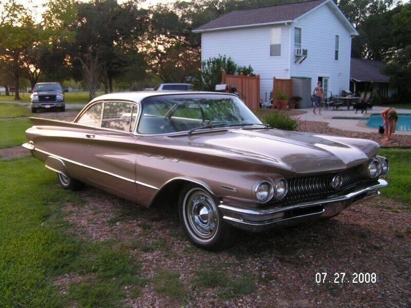 1960 Buick Invicta for sale at SARCO ENTERPRISE inc in Houston TX