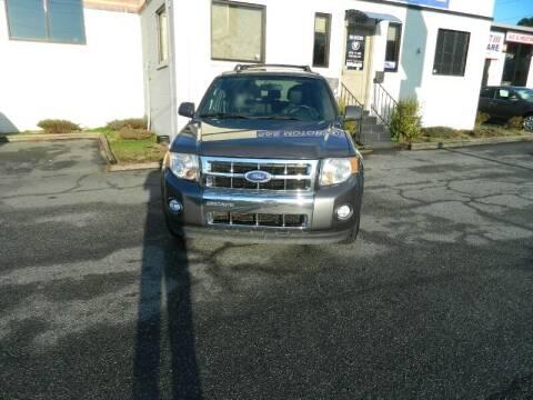 2011 Ford Escape for sale at S & S Motors in Marietta GA