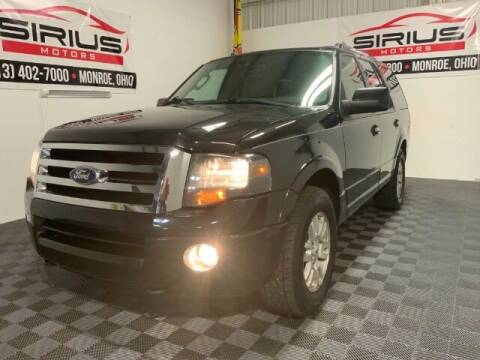 2014 Ford Expedition for sale at SIRIUS MOTORS INC in Monroe OH