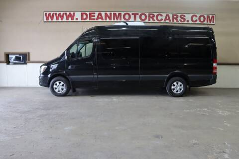 2015 Mercedes-Benz Sprinter Passenger for sale at Dean Motor Cars Inc in Houston TX