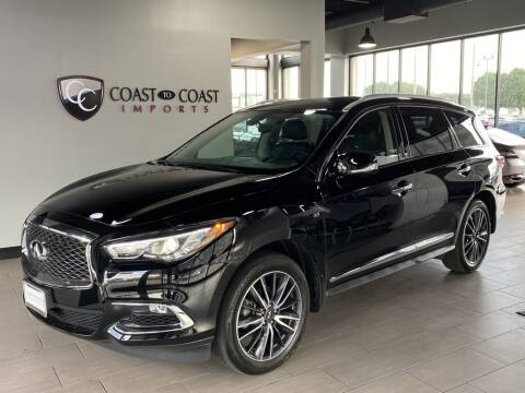 2018 Infiniti QX60 for sale at Coast to Coast Imports in Fishers IN