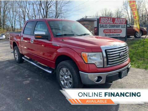 2010 Ford F-150 for sale at Ibral Auto in Milford OH