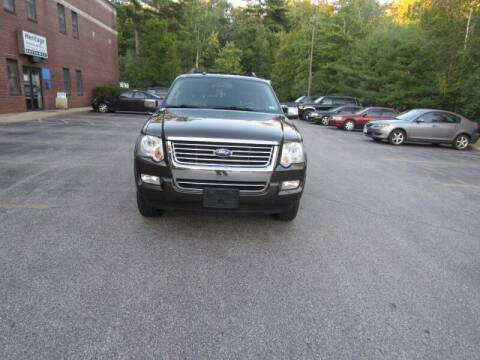 2008 Ford Explorer for sale at Heritage Truck and Auto Inc. in Londonderry NH