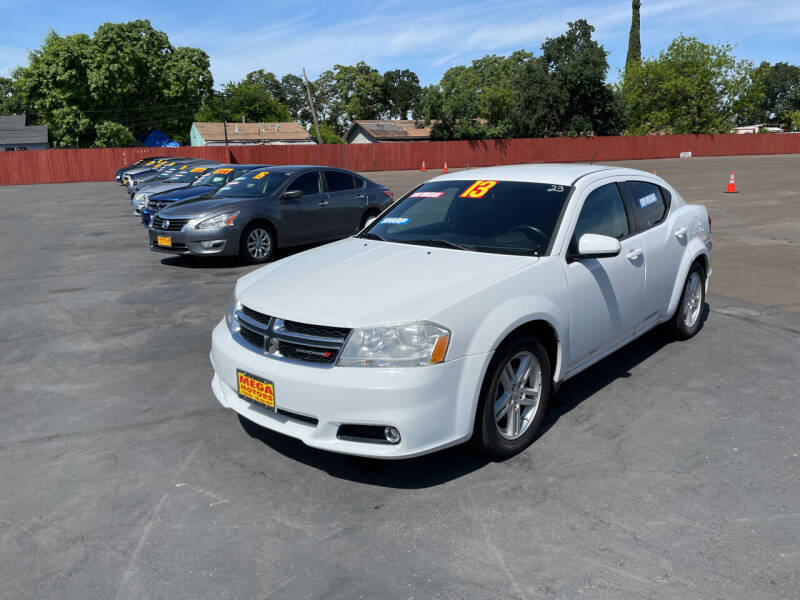 2013 Dodge Avenger for sale at Mega Motors Inc. in Stockton CA
