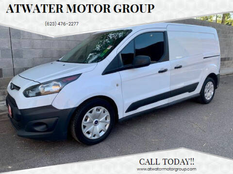 2015 Ford Transit Connect Cargo for sale at Atwater Motor Group in Phoenix AZ