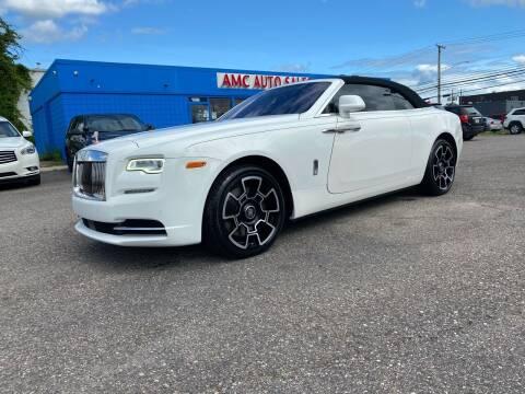 2017 Rolls-Royce Dawn for sale at M-97 Auto Dealer in Roseville MI
