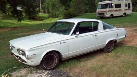 1966 Plymouth Barracuda for sale at Haggle Me Classics in Hobart IN