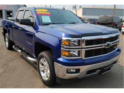 2014 Chevrolet Silverado 1500 for sale at ATWATER AUTO WORLD in Atwater CA