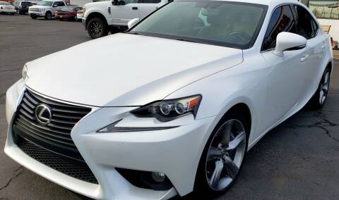 2014 Lexus IS 350 for sale at Better All Auto Sales in Yakima WA