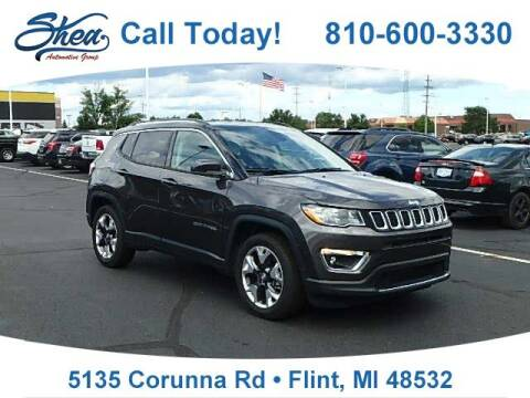 2020 Jeep Compass for sale at Jamie Sells Cars 810 - Linden Location in Flint MI