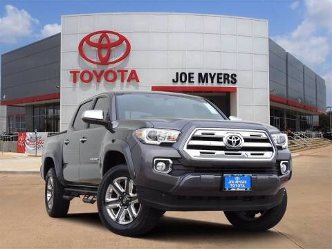 2017 Toyota Tacoma for sale at Joe Myers Toyota PreOwned in Houston TX