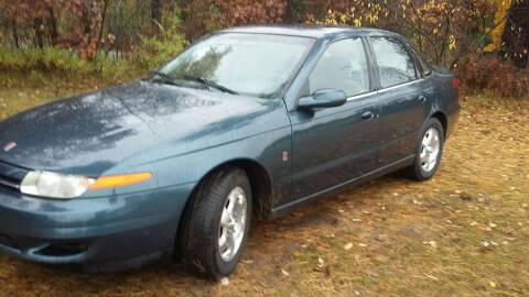 2002 Saturn L-Series for sale at Expressway Auto Auction in Howard City MI