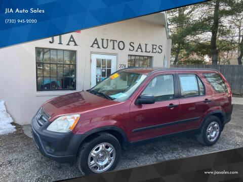 2005 Honda CR-V for sale at JIA Auto Sales in Port Monmouth NJ