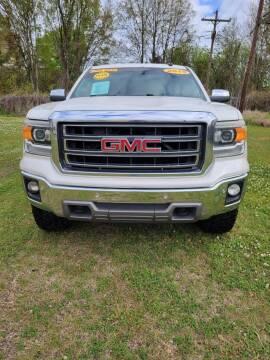 2015 GMC Sierra 1500 for sale at CAPITOL AUTO SALES LLC in Baton Rouge LA