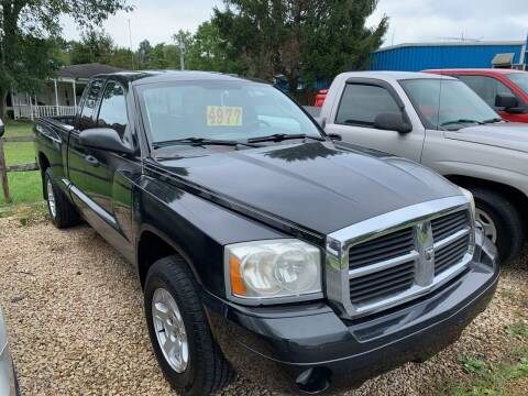 2006 Dodge Dakota for sale at BURNWORTH AUTO INC in Windber PA