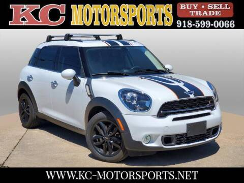 2016 MINI Countryman for sale at KC MOTORSPORTS in Tulsa OK