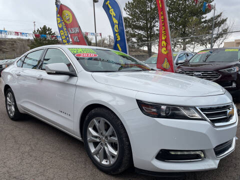 2020 Chevrolet Impala for sale at Duke City Auto LLC in Gallup NM