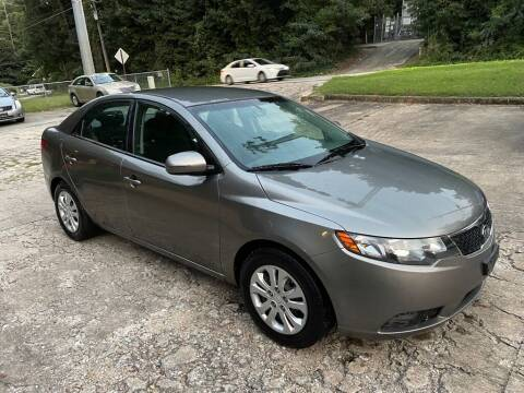 2012 Kia Forte for sale at ADVOCATE AUTO BROKERS INC in Atlanta GA