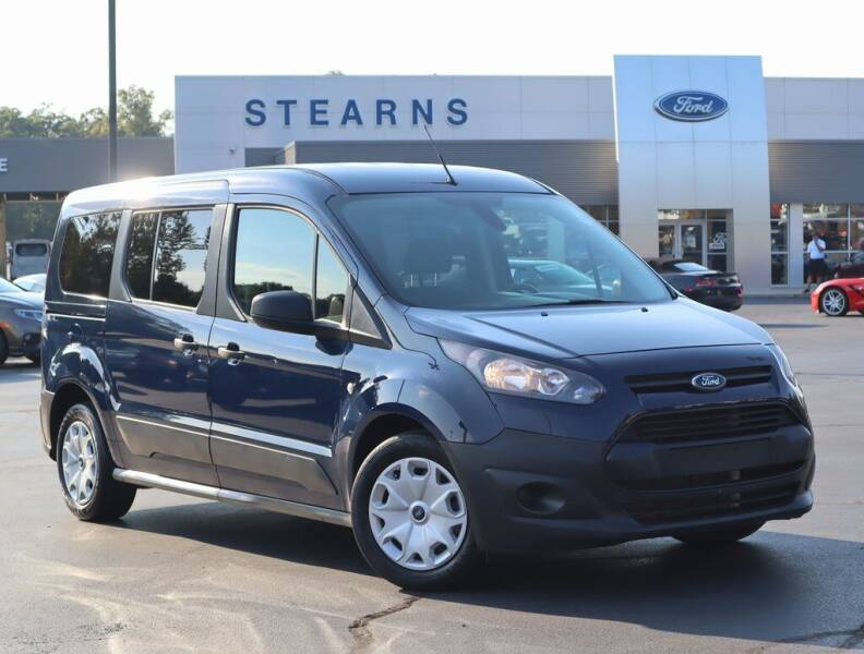 2017 Ford Transit Connect Wagon for sale in Burlington, NC