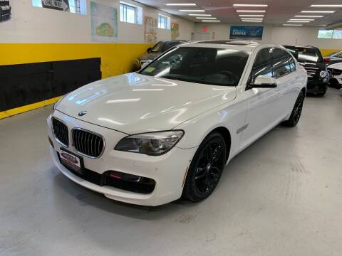 2014 BMW 7 Series for sale at Newton Automotive and Sales in Newton MA