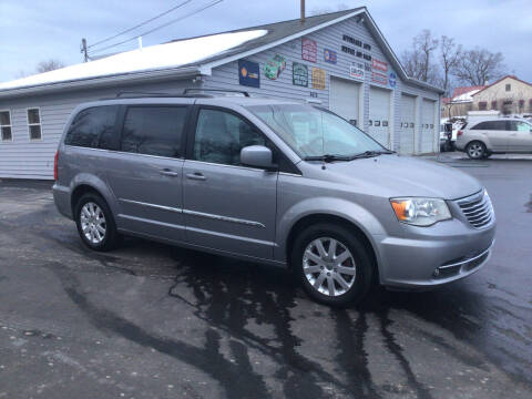 2014 Chrysler Town and Country for sale at AFFORDABLE AUTO SVC & SALES in Bath NY