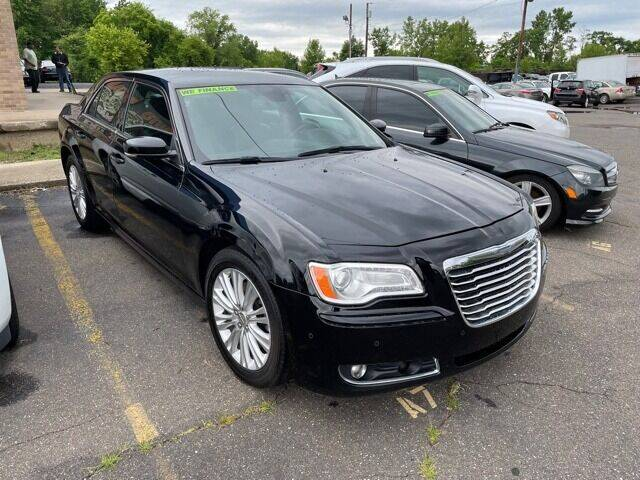 2014 Chrysler 300 for sale at TRANS P in East Windsor CT