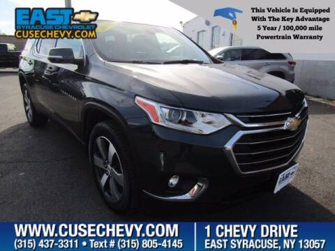 2018 Chevrolet Traverse for sale at East Syracuse Performance Sales & Service in Syracuse NY