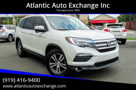 2017 Honda Pilot for sale at Atlantic Auto Exchange Inc in Durham NC