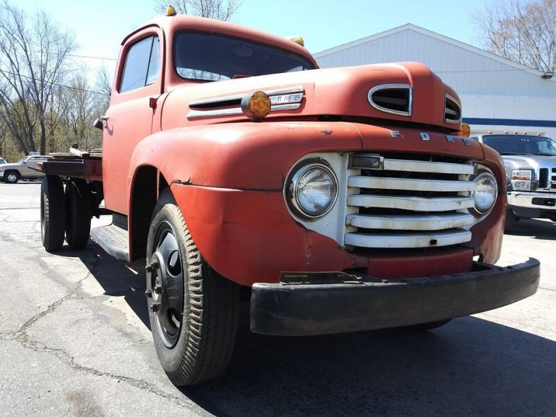 1950 Ford F-550 for sale at GREAT DEALS ON WHEELS in Michigan City IN