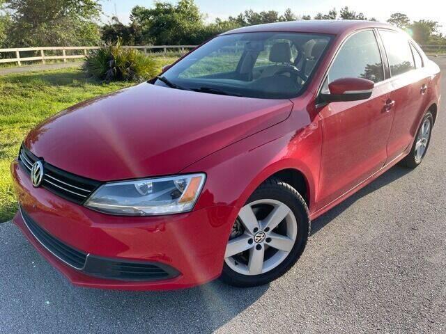2013 Volkswagen Jetta for sale at Deerfield Automall in Deerfield Beach FL