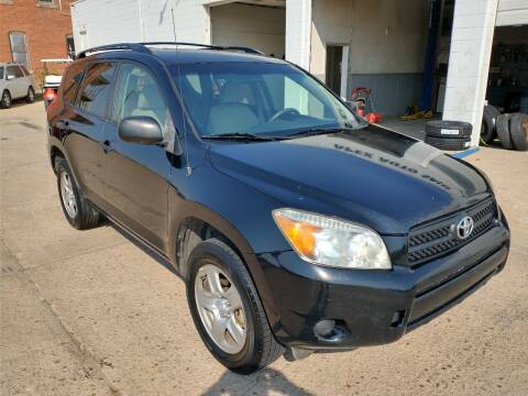2007 Toyota RAV4 for sale at Apex Auto Sales in Coldwater KS