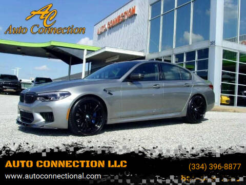 2019 BMW M5 for sale at AUTO CONNECTION LLC in Montgomery AL