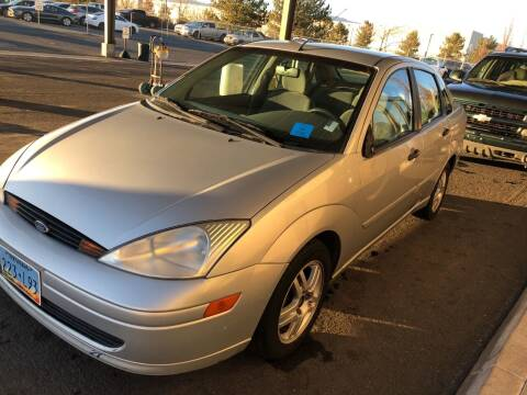 2000 Ford Focus for sale at Auto Bike Sales in Reno NV