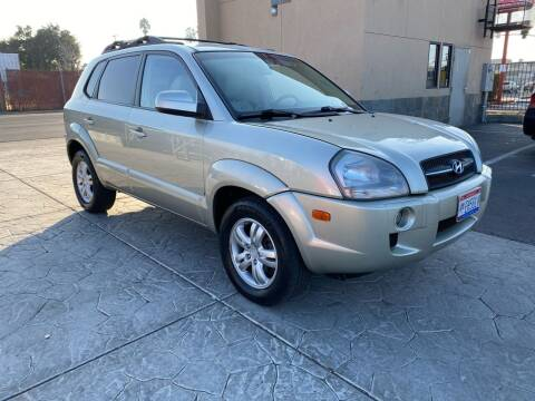2007 Hyundai Tucson for sale at Exceptional Motors in Sacramento CA