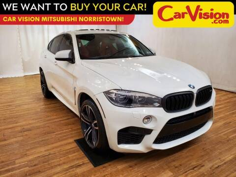 2016 BMW X6 M for sale at Car Vision Mitsubishi Norristown in Trooper PA