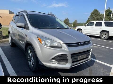 2014 Ford Escape for sale at Jeff Drennen GM Superstore in Zanesville OH