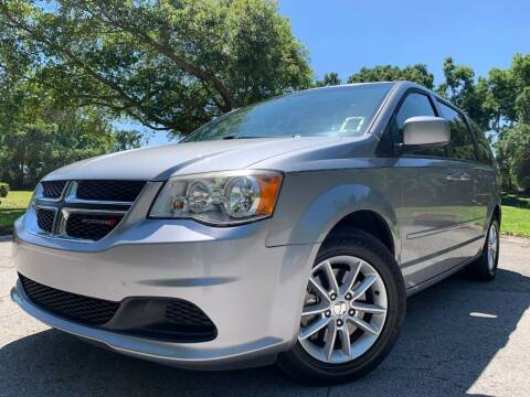2014 Dodge Grand Caravan for sale at FLORIDA MIDO MOTORS INC in Tampa FL