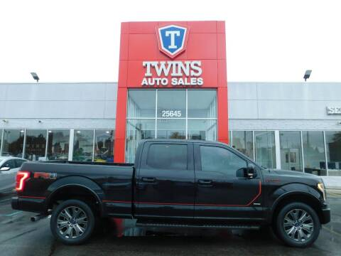 2016 Ford F-150 for sale at Twins Auto Sales Inc Redford 1 in Redford MI
