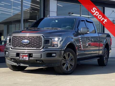 2018 Ford F-150 for sale at Carmel Motors in Indianapolis IN