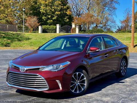2016 Toyota Avalon for sale at Sebar Inc. in Greensboro NC