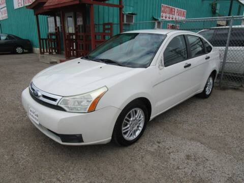 2010 Ford Focus for sale at Cars 4 Cash in Corpus Christi TX