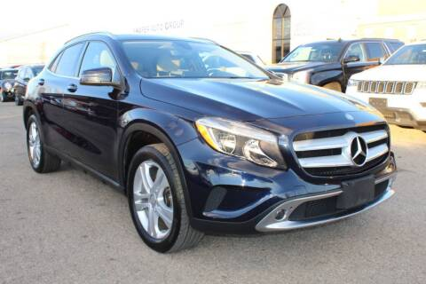 2017 Mercedes-Benz GLA for sale at SHAFER AUTO GROUP in Columbus OH