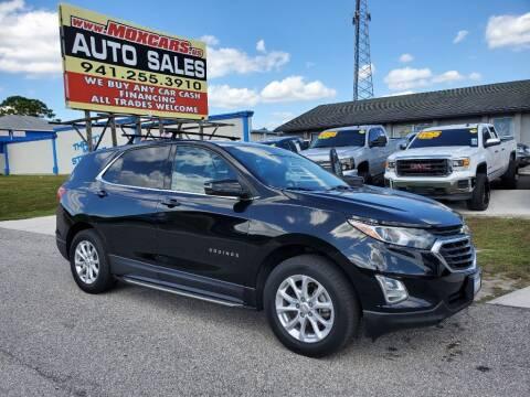 2018 Chevrolet Equinox for sale at Mox Motors in Port Charlotte FL