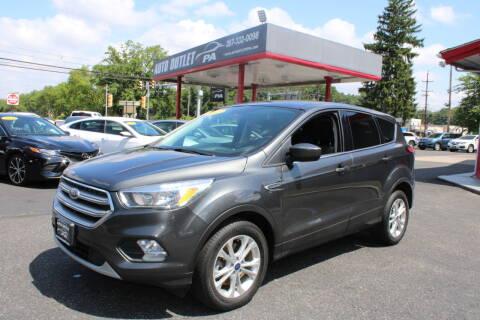 2017 Ford Escape for sale at Deals N Wheels 306 in Burlington NJ