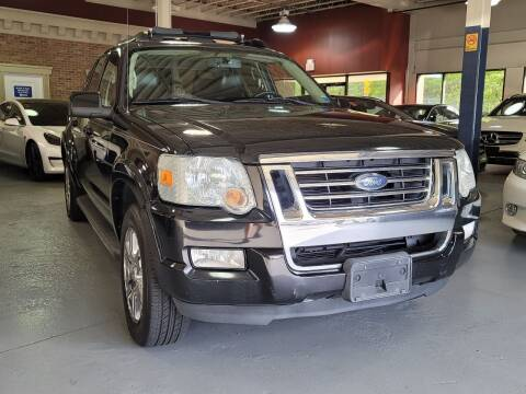 2010 Ford Explorer Sport Trac for sale at AW Auto & Truck Wholesalers  Inc. in Hasbrouck Heights NJ