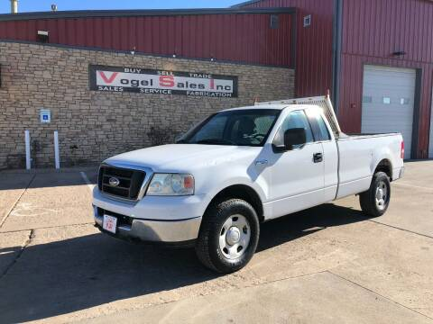 2004 Ford F-150 for sale at Vogel Sales Inc in Commerce City CO