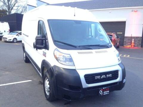 2020 RAM ProMaster Cargo for sale at EMG AUTO SALES in Avenel NJ